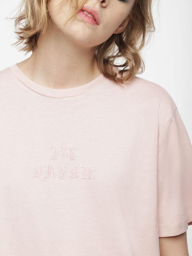 Diesel - T-DARIA, Gesichtspuder - T-Shirts - Image 3