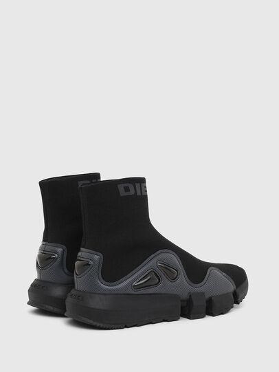 Diesel - H-PADOLA HSB W, Schwarz - Sneakers - Image 3