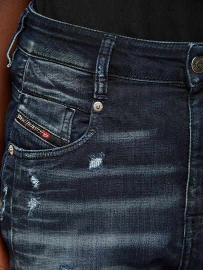 Diesel - Fayza JoggJeans 069PZ, Dunkelblau - Jeans - Image 3