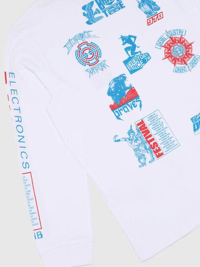 Diesel - TJUSTLSWBT,  - T-Shirts und Tops - Image 3