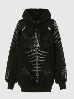 F-ACADE, Schwarz - Sweatshirts