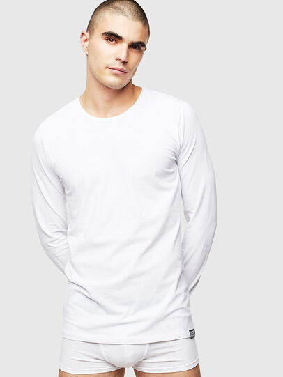 Diesel - UMTEE-JODY, Weiß - T-Shirts - Image 1