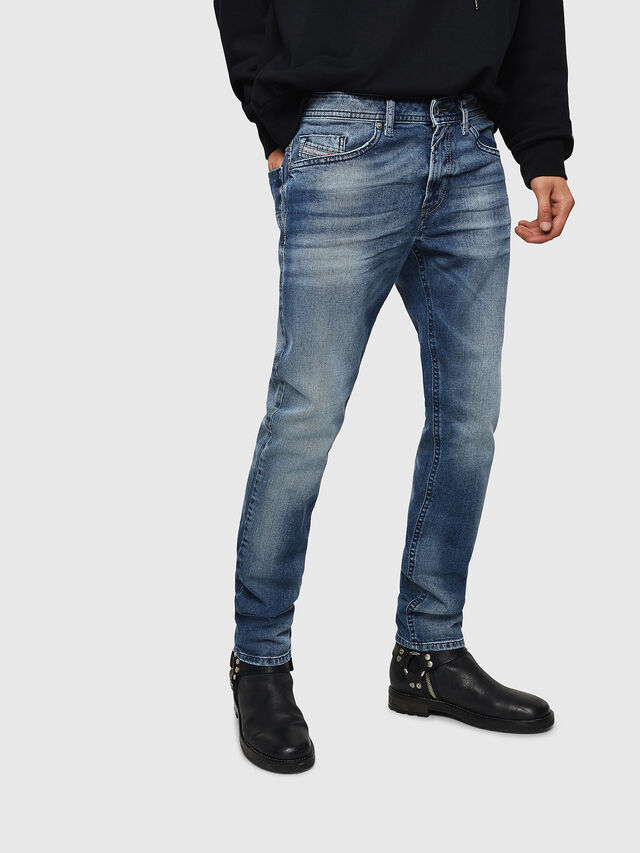 Diesel - Thommer 0853P, Hellblau - Jeans - Image 1