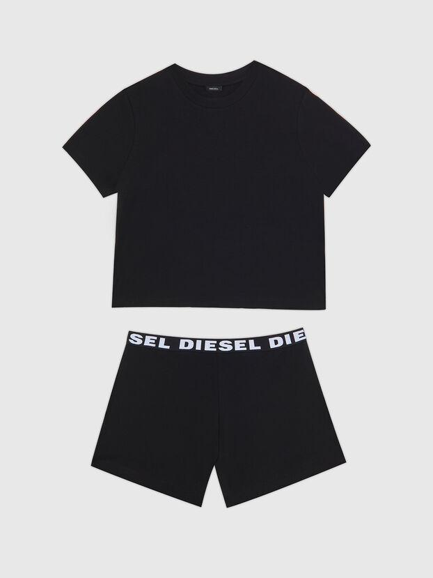 UFSET-PIJIMMY, Schwarz - Pyjamas