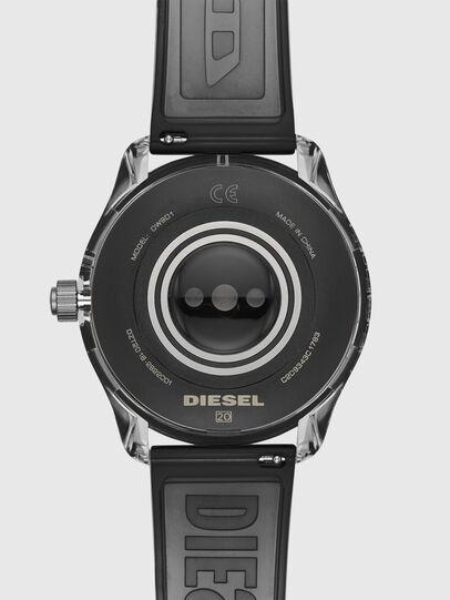 Diesel - DT2018, Schwarz - Smartwatches - Image 4
