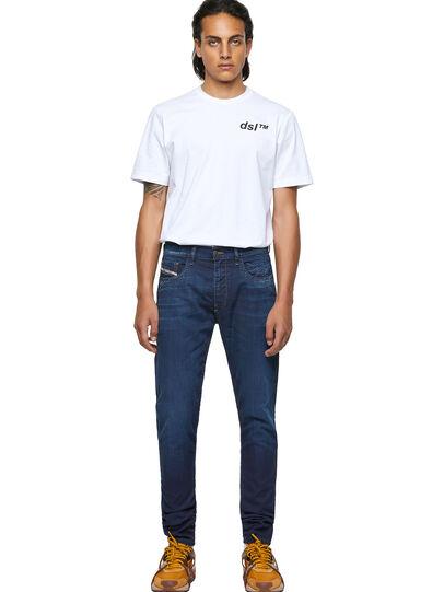 Diesel - D-Strukt JoggJeans® 069WS, Dunkelblau - Jeans - Image 5