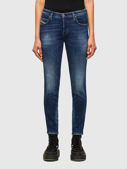 Diesel - Babhila 009LQ, Mittelblau - Jeans - Image 1