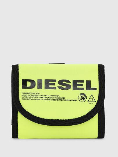 Diesel - YOSHINO LOOP, Gelb - Kleine Portemonnaies - Image 1