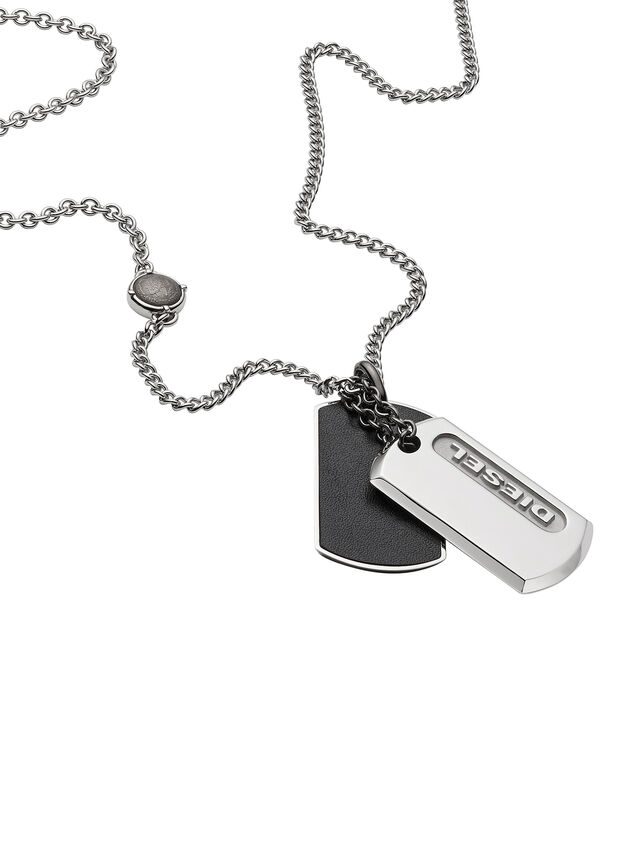 NECKLACE DX0954, Silber