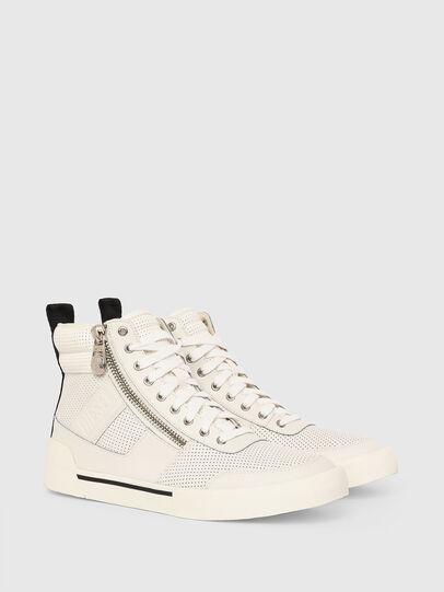 Diesel - S-DVELOWS MID CUT, Weiß - Sneakers - Image 2