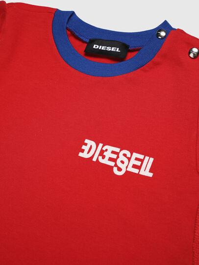 Diesel - DARRYSAB, Rot - Kleider - Image 3