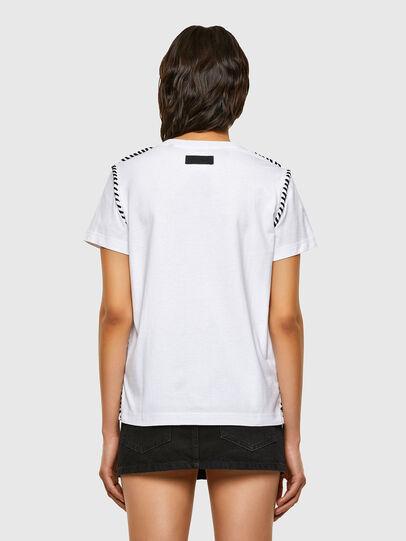 Diesel - T-TWISTY, Weiß - T-Shirts - Image 2