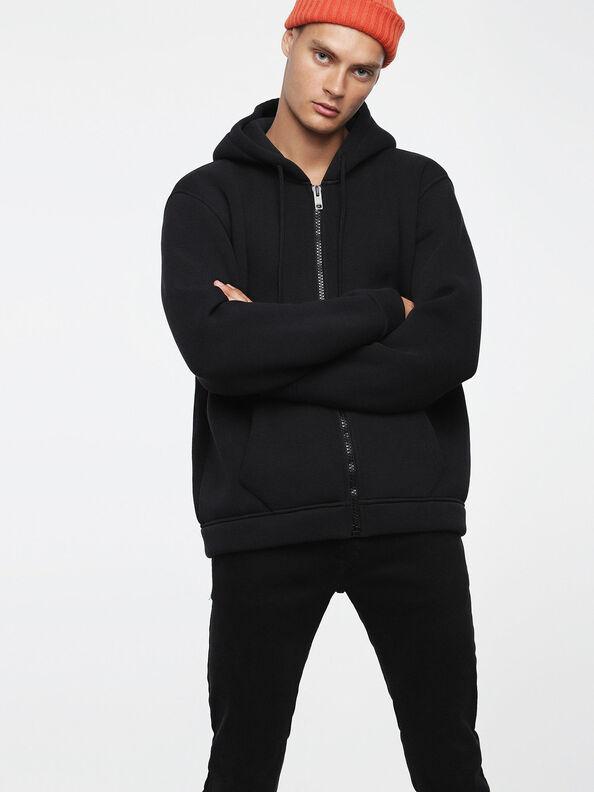 S-GORDON-ZIP,  - Sweatshirts