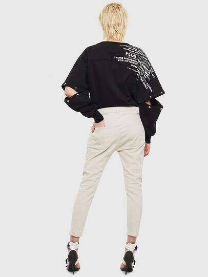 Diesel - Fayza 009BX, Schmutziges Weiß - Jeans - Image 2