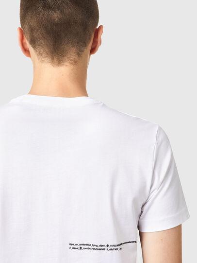 Diesel - T-DIEGOS-B21, Weiß - T-Shirts - Image 3