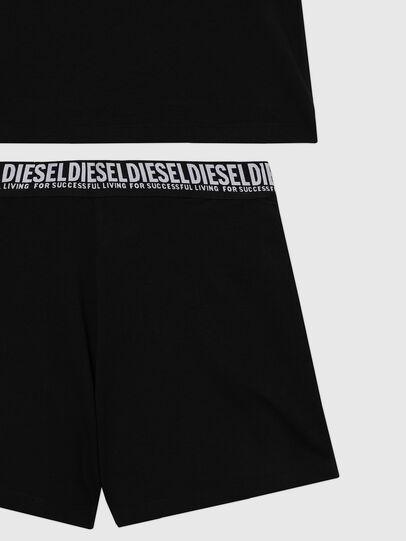 Diesel - UFSET-PIJIMMY, Schwarz - Pyjamas - Image 4
