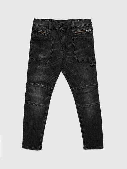 Diesel - D-PHORMER-J, Schwarz - Jeans - Image 1