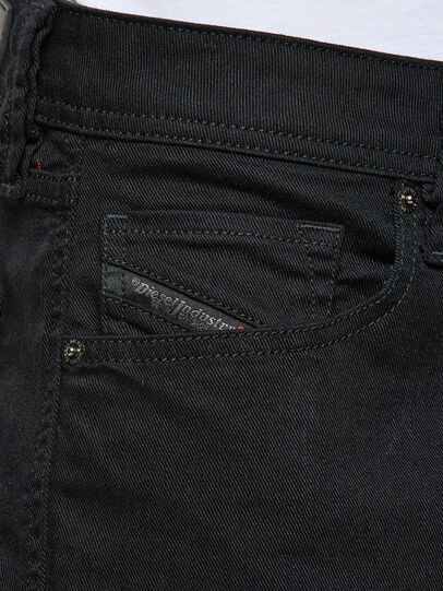 Diesel - Larkee-Beex 0688H, Schwarz/Dunkelgrau - Jeans - Image 3