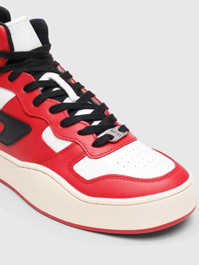 Diesel - S-UKIYO MID, Rot/Weiss - Sneakers - Image 5