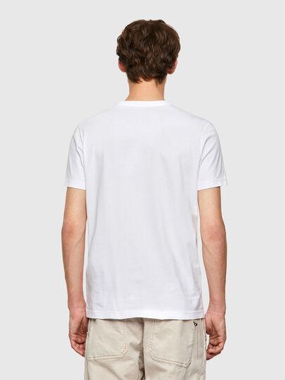 Diesel - T-DIEGOS-K20, Weiß - T-Shirts - Image 2