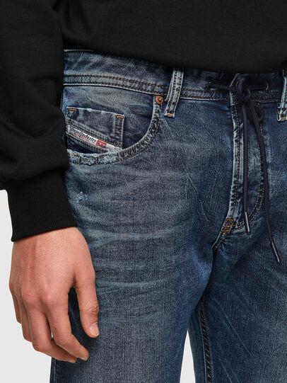 Diesel - Thommer JoggJeans® 069SR, Dunkelblau - Jeans - Image 4