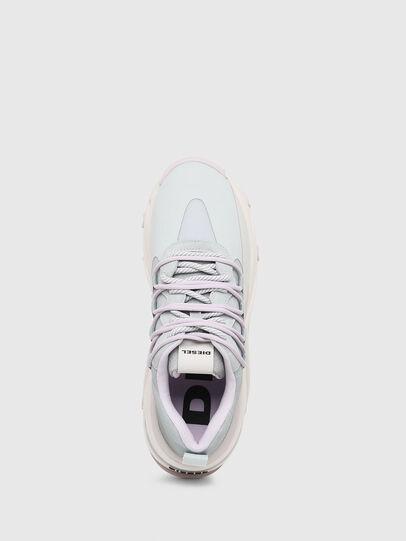 Diesel - S-HERBY SB, Hellblau - Sneakers - Image 4