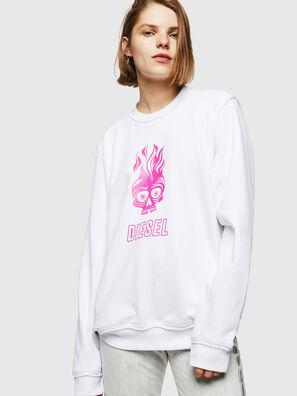 F-LYANY-E, Weiß - Sweatshirts