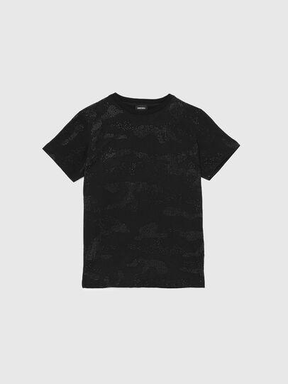 Diesel - TDARIAST, Schwarz - T-Shirts und Tops - Image 1