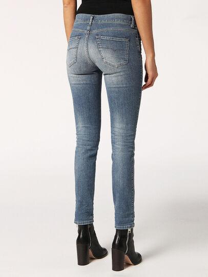 Diesel - Sandy 0688V, Hellblau - Jeans - Image 2