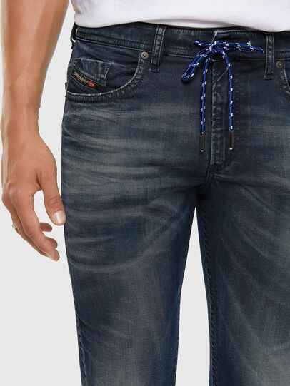Diesel - Thommer JoggJeans® 069NT, Dunkelblau - Jeans - Image 3