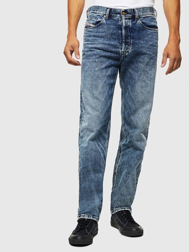 D-Macs 0097G, Mittelblau - Jeans