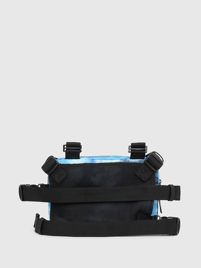Diesel - SORAKE, Blau - Schultertaschen - Image 2