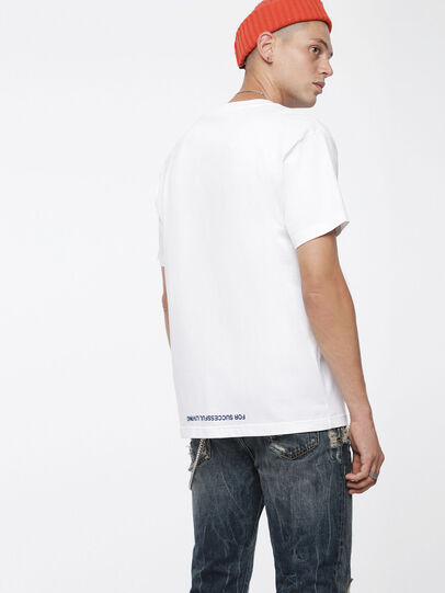 Diesel - T-WALLACE-XC,  - T-Shirts - Image 2
