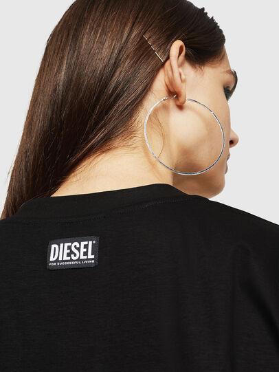 Diesel - D-FELIXER, Schwarz - Kleider - Image 3