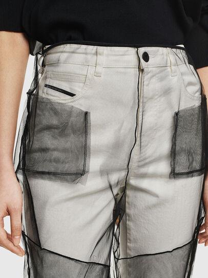 Diesel - TYPE-1003, Weiß - Jeans - Image 3