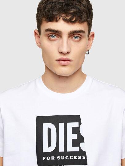 Diesel - T-DIEGOS-LAB, Weiß - T-Shirts - Image 3