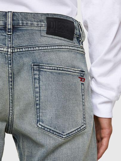 Diesel - D-Strukt 009NL, Hellblau - Jeans - Image 4