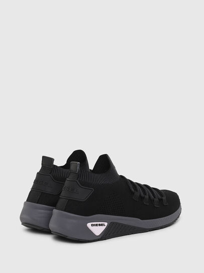 Diesel - S-KB ATHL LACE W, Schwarz - Sneakers - Image 3