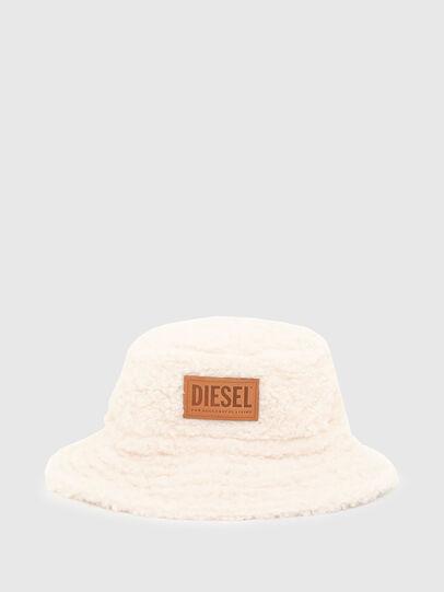 Diesel - C-TEDBUCK, Weiß - Hüte - Image 1