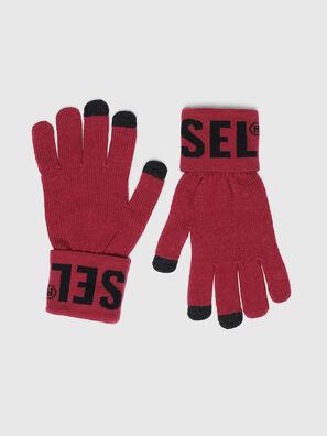 K-SCREEX-B, Burgunderrot - Handschuhe