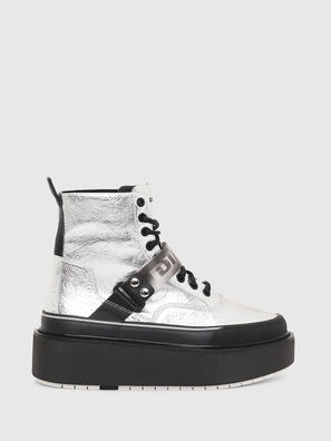 H-SCIROCCO STRAP, Silber - Sneakers