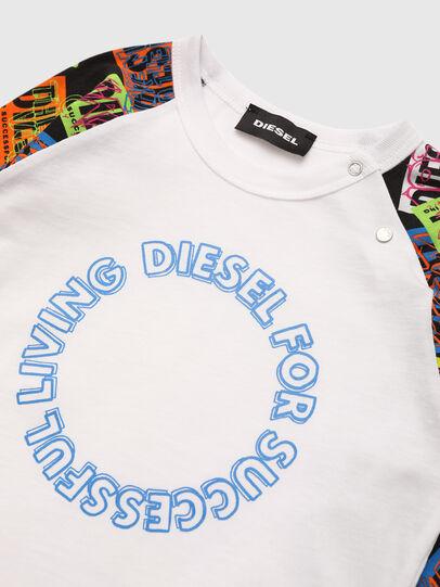 Diesel - TENTYB, Weiß - T-Shirts und Tops - Image 3