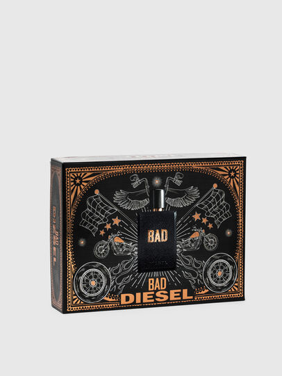 Diesel - BAD 50ML GIFT SET, Schwarz - Bad - Image 2