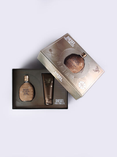 Diesel - FUEL FOR LIFE 50ML GIFT SET, Braun - Fuel For Life - Image 1