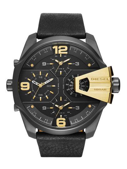 Diesel - DZ7377, Schwarz/Gold - Uhren - Image 1
