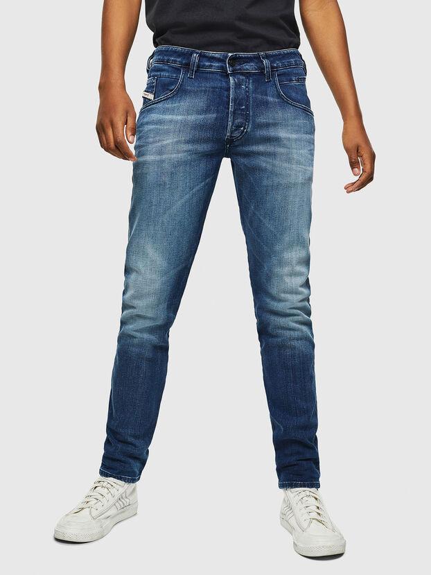 D-Bazer 0097Y, Mittelblau - Jeans