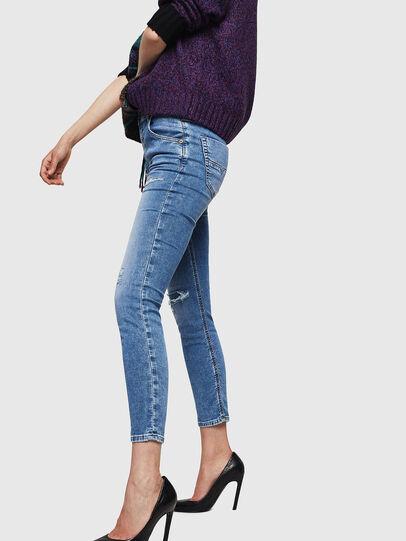 Diesel - Krailey JoggJeans 069IH, Hellblau - Jeans - Image 3