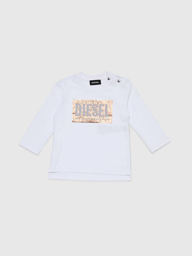 TIRRIB, Weiß - T-Shirts und Tops