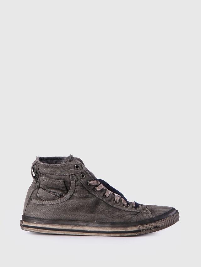 Diesel - EXPOSURE I, Silbergrau - Sneakers - Image 1
