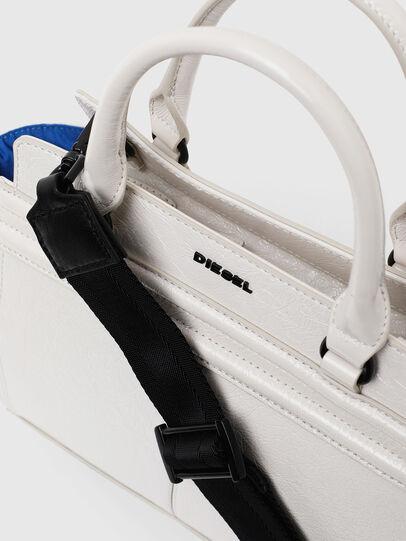 Diesel - LE-ZIPPER SATCHEL S,  - Satchel Bags und Handtaschen - Image 4